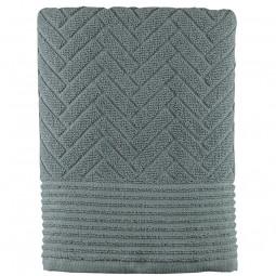 Mette Ditmer Badehåndklæde BRICK Frost Green 70x133 cm-20