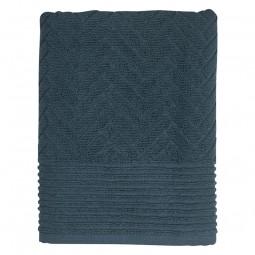 Mette Ditmer Badehåndklæde BRICK Midnight Blue 70x133 cm-20