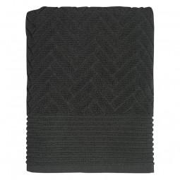 Mette Ditmer Badehåndklæde BRICK Anthracite 70x133 cm-20