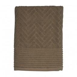 Mette Ditmer Håndklæde BRICK Bronze 50x95 cm-20