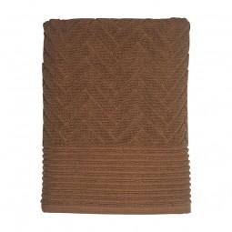 Mette Ditmer Håndklæde BRICK Tobacco 50x95 cm-20