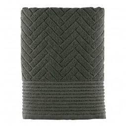 Mette Ditmer Håndklæde BRICK Dark Olive 50x95 cm-20
