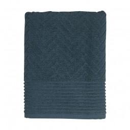 Mette Ditmer Håndklæde BRICK Midnight Blue 50x95 cm-20
