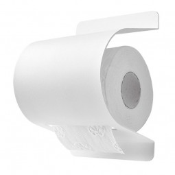By Brorson Toiletrulleholder Hvid-20