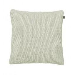 By Nord Strikpude Fine knit Light Grey 50x50 cm-20