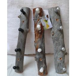 by Piippola Silver Pine knagerække 45 cm-20