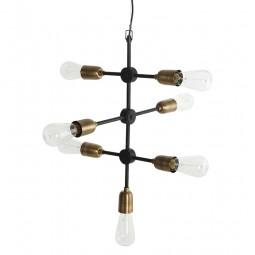 House Doctor Molecular Loftlampe Lille-20