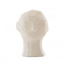 Cooee Design Skulptur OLUFEMI Limestone-20