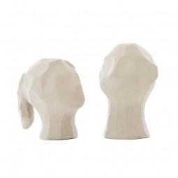 Cooee Design Skulptur BENEDICT and AMAL Limestone-20