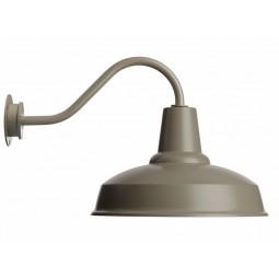 Eleanor Home Piccolo Barn Lampe Moose Grå-20