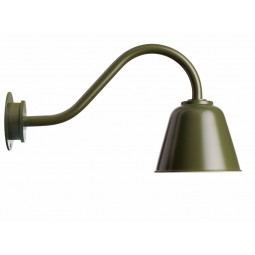 Eleanor Home Bell Short Lampe Army Grøn-20