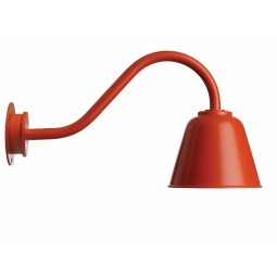 Eleanor Home Bell Short Lampe Brændt Orange-20