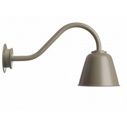 Eleanor Home Bell Short Lampe Mose Grå-20