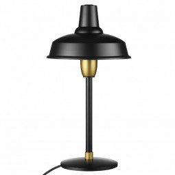 Eleanor Home Hobson Bordlampe Sort / Goldie-20