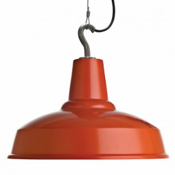 Eleanor Home Hercules Hook Lampe Brændt Orange-20