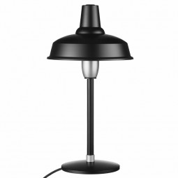 Eleanor Home Hobson Bordlampe Sort / Metal-20