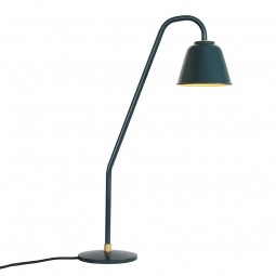 Eleanor Home Webster Lampe Midnat Blå/Guld-20