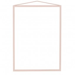 Moebe Frame Ramme Pale Rosa A3-20