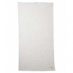 Ferm Living Badehåndklæde 70 x 140 cm Hvid-20
