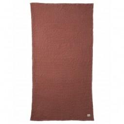 Ferm Living Badehåndklæde 70 x 140 cm Rust-20