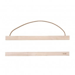 Ferm Living Billedramme Small Ahorn-20