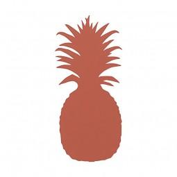 Ferm Living Børne Lampe Pineapple Orangerød-20