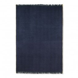 Ferm Living Herringbone Plaid Dark Blue-20