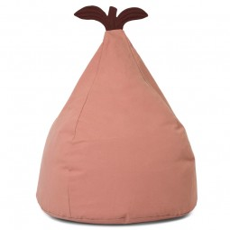 Ferm Living Pære Sækkestol Dusty Rose-20