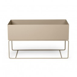 Ferm Living Plant Box Large Cashmere-20