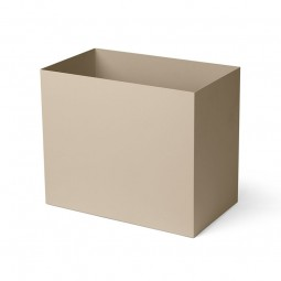 Ferm Living Plant Box Large Pot Cashmere-20