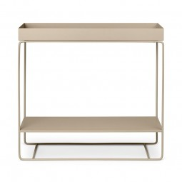 Ferm Living Plant Box Two-Tier Konsolbord Cashmere-20