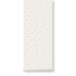 Ferm Living Tapet Dot Off-White-20