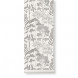 Ferm Living Tapet Katie Scott Trees Off-White-20