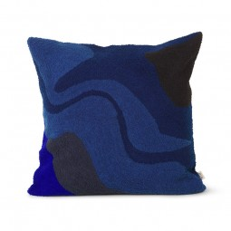 Ferm Living Vista Pude Dark Blue-20