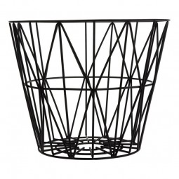 Ferm Living Wire Basket Large Sort-20