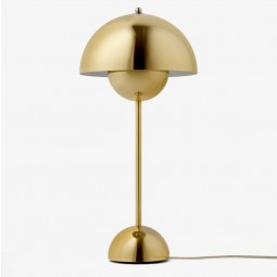 andtradition Flowerpot bordlampe VP3 Polished Brass-20