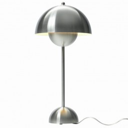 andtradition Flowerpot bordlampe VP3 Polished Steel-20