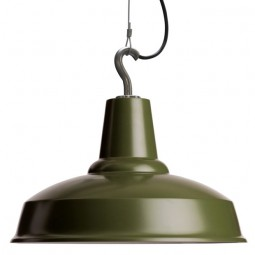 Eleanor Home Hercules Hook Lampe Army Grøn-20