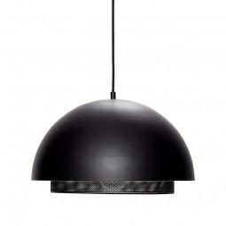 Hübsch Sunrise Pendel Lampe Sort-20