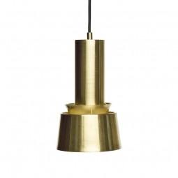 Hübsch Cylinder Pendel Lampe Messing-20