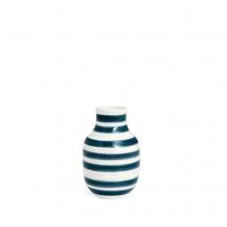 Kähler Omaggio Vase H125 Sølv-20