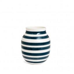 Kähler Omaggio Vase H200 Granitgrå-20