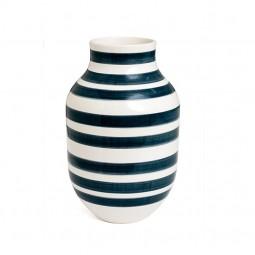 Kähler Omaggio Vase H305 Granitgrå-20