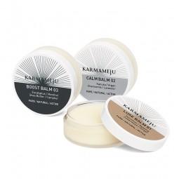 Karmameju Gaveæske BALM BOX / X3 Rejsestørrelse-20