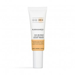 Karmameju Solcreme BB FACE CREAM spf 30 Colour Medium-20