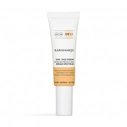 Karmameju Solcreme FACE CREAM spf 15 50 ml-20