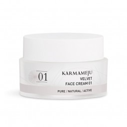 Karmameju VELVET face Cream 01-20