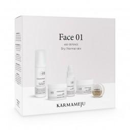 Karmameju Gaveæske Face 01 Tør / Normal Hud-20