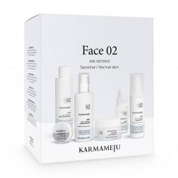 Karmameju Gaveæske Face 02 Sensitiv / Normal Hud-20