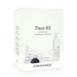 Karmameju Gaveæske Face 03 Kombineret / Fedtet Hud-20